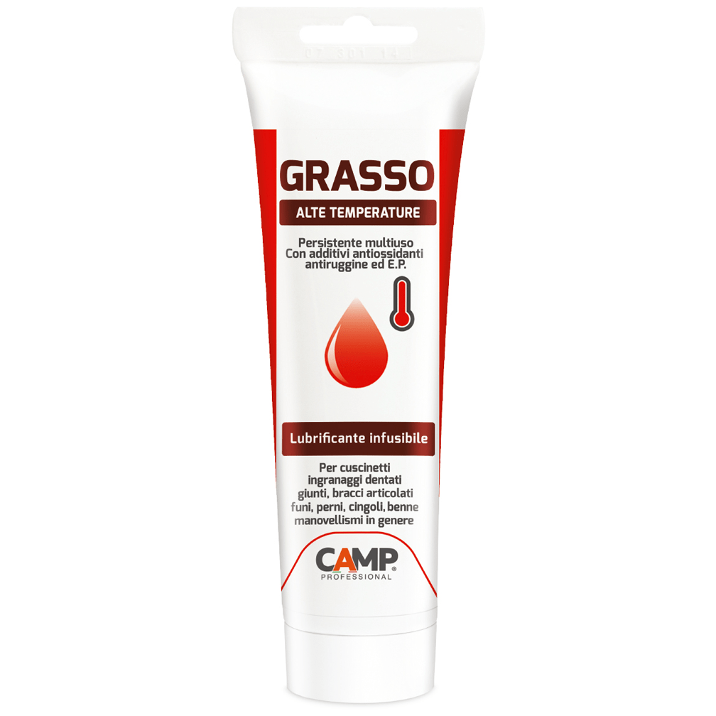 Grasso infusibile per alte temperature 150ml