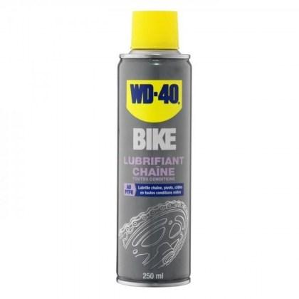 Spray lubrificante WD 40 BIKE da 250 ml