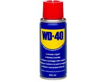 Spray lubrificante WD 40 da 100 ML