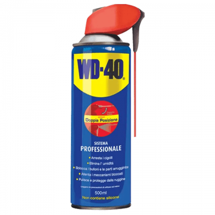 Spray lubrificante WD 40 da 500 ml